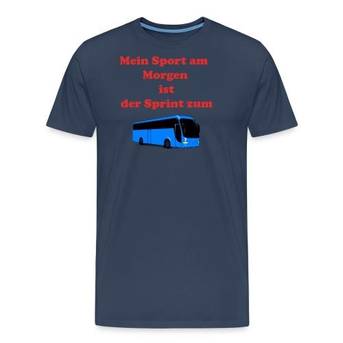 Faultier - Männer Premium T-Shirt