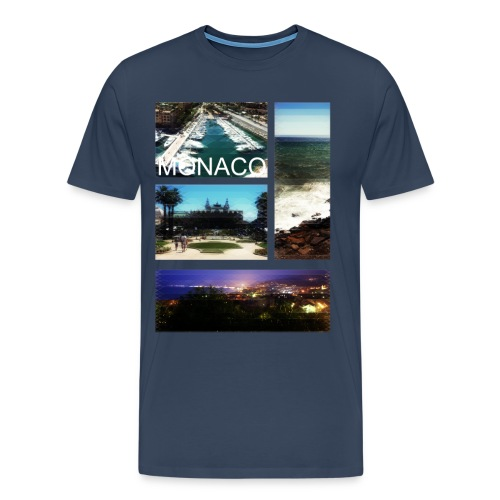 monaco - Mannen Premium T-shirt