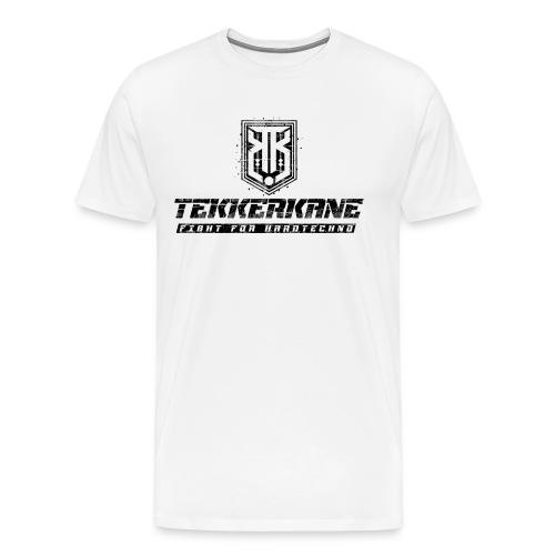TekkerkaneLOGO 1C light - Männer Premium T-Shirt