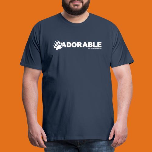 adorable - Men's Premium T-Shirt