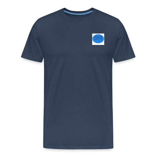 Computer Boy logo - Men's Premium T-Shirt