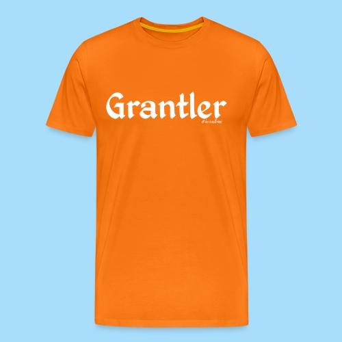 Grantler - Männer Premium T-Shirt