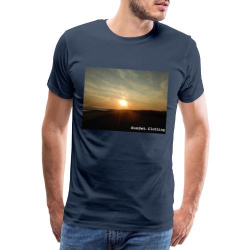 SunSet One - Männer Premium T-Shirt