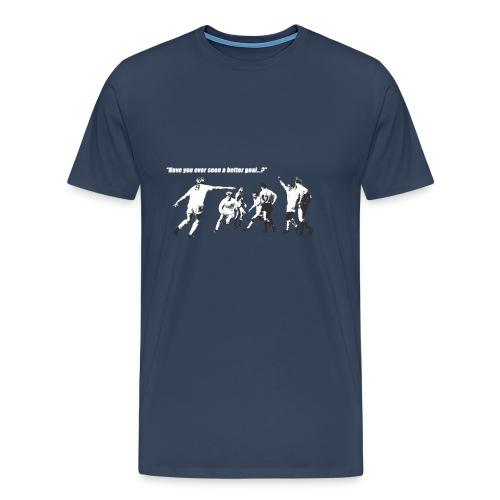 Here s Strachan Again - Men's Premium T-Shirt