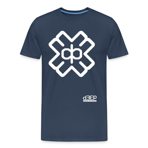 July D3EP Blue Tee - Men's Premium T-Shirt