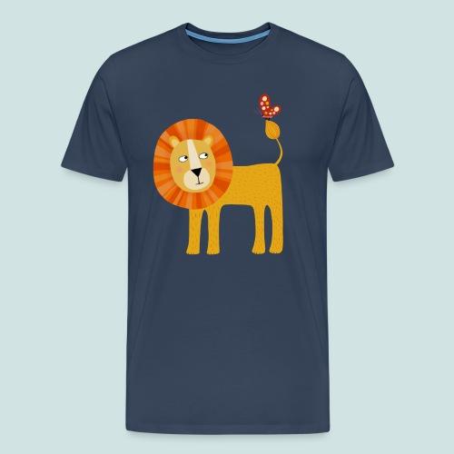 Lion - Men's Premium T-Shirt