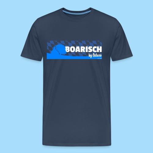 Boarisch By Nature - Männer Premium T-Shirt