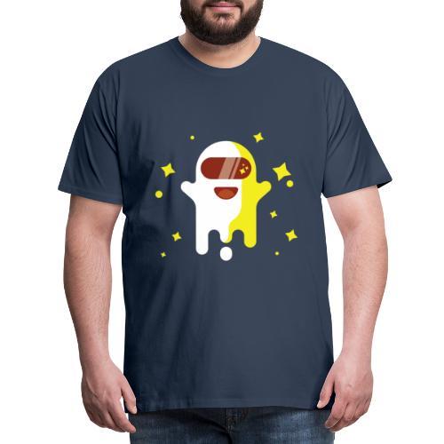 Fantôme astronaute - T-shirt Premium Homme