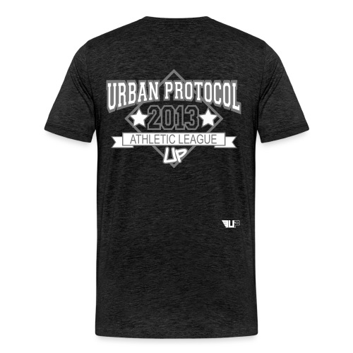 logo front bp 2 - Maglietta Premium da uomo