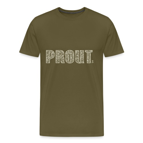 Fragrant PROUT - Men's Premium T-Shirt