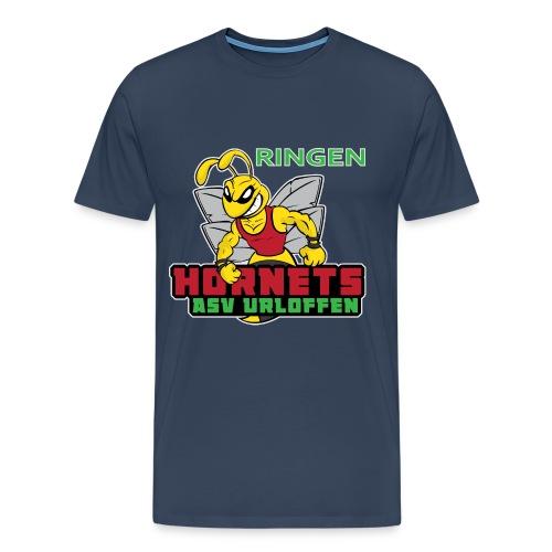 ASV_Hornets_dark - Männer Premium T-Shirt
