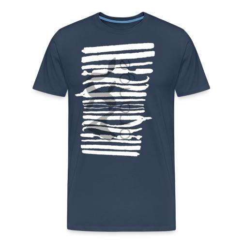 kalligrafie_axl.png - Men's Premium T-Shirt