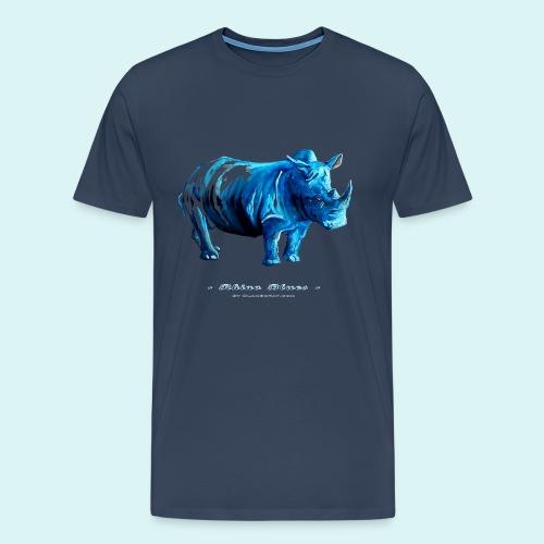 Rhino Blues - Men's Premium T-Shirt