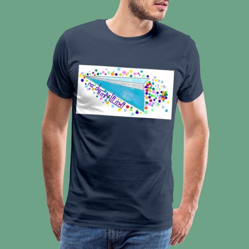 NodramaLama - Männer Premium T-Shirt