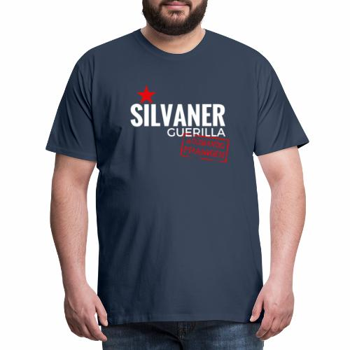 Silvaner Guerilla Franken - Männer Premium T-Shirt