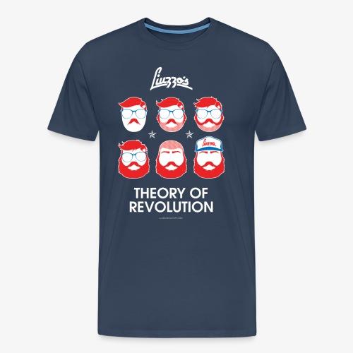 THEORY OF REVOLUTION - Maglietta Premium da uomo