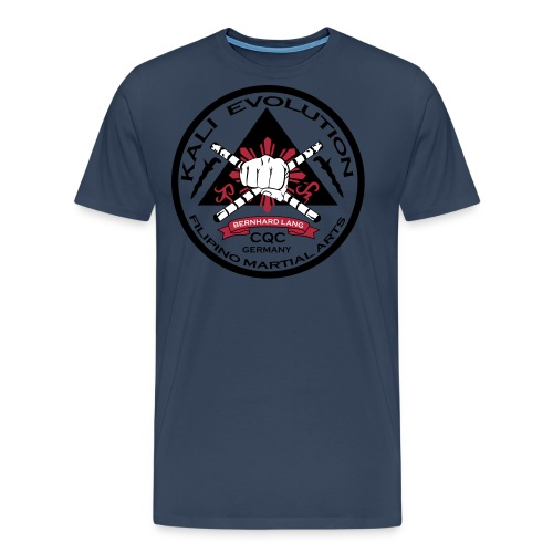 cqc kali final - Männer Premium T-Shirt