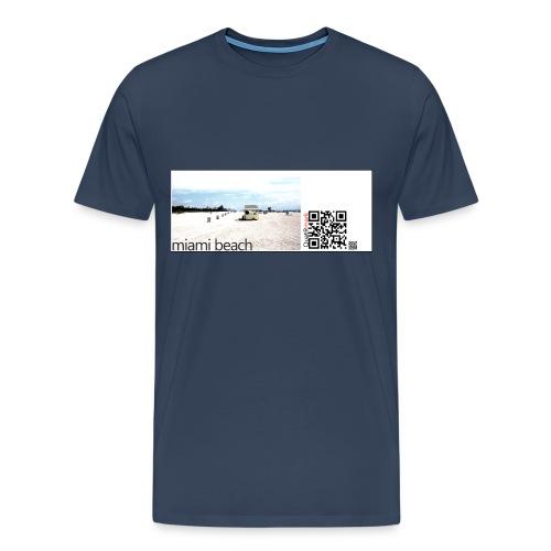 miamibeach - Men's Premium T-Shirt