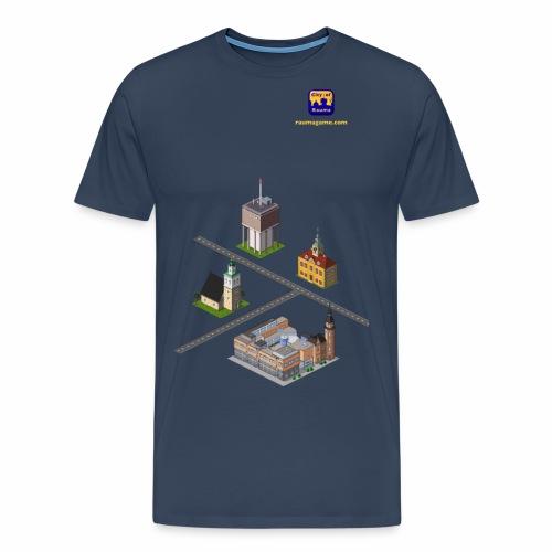 Rauma Game Mix - Men's Premium T-Shirt