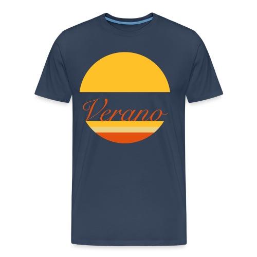 verano - Camiseta premium hombre