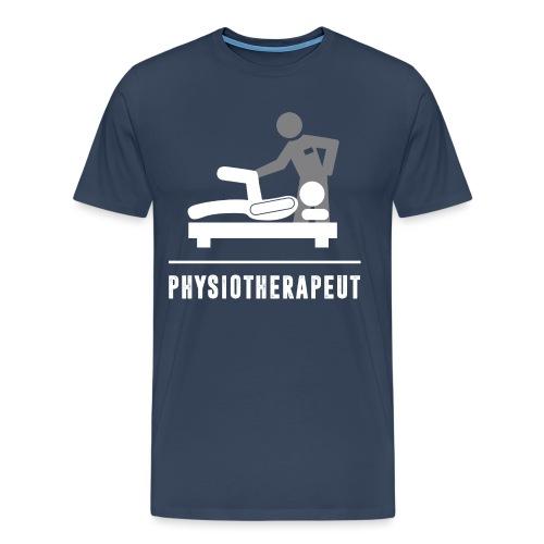 Physiotherapeut Profi - Männer Premium T-Shirt