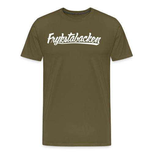 Frykstabacken_Neg_Ny - Premium-T-shirt herr