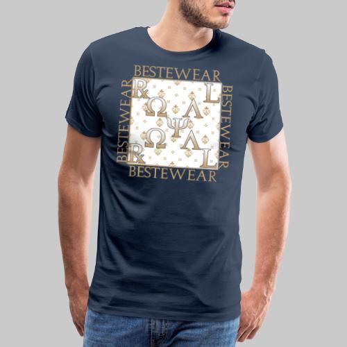#Bestewear - Royal Line RR - Männer Premium T-Shirt