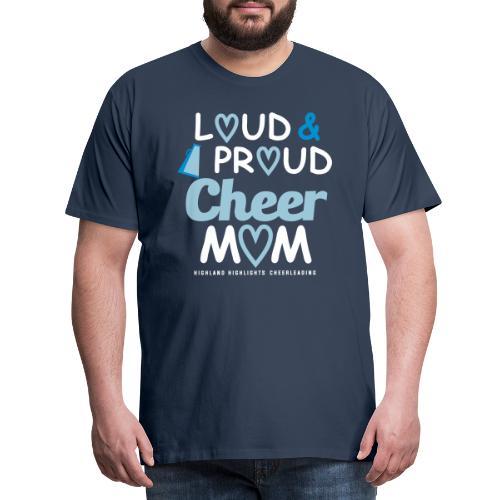 CHEERMOM - Männer Premium T-Shirt