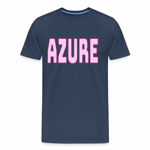 AZURE - T-shirt Premium Homme