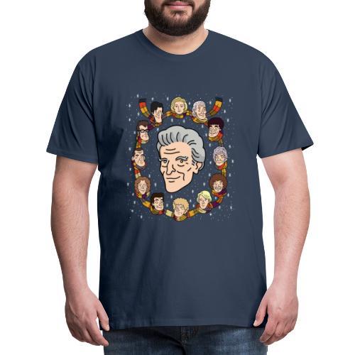 The Twelth Doctor - Men's Premium T-Shirt