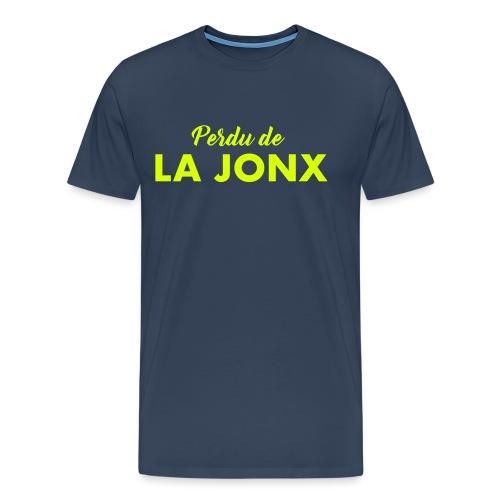 perdu de la jonx - T-shirt Premium Homme
