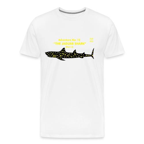 jaguarshark - Men's Premium T-Shirt
