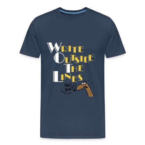 wotl cover - Men's Premium T-Shirt