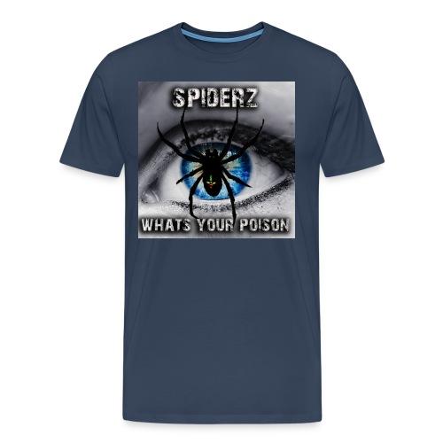 Spiderz main cover 3 - Men's Premium T-Shirt