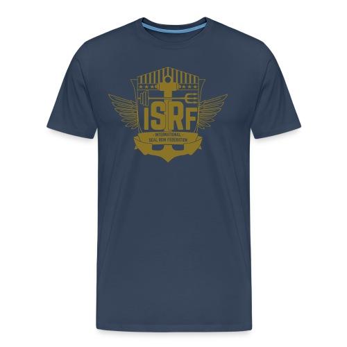 Sealrow - Premium-T-shirt herr