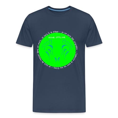 FRENCH - Men's Premium T-Shirt