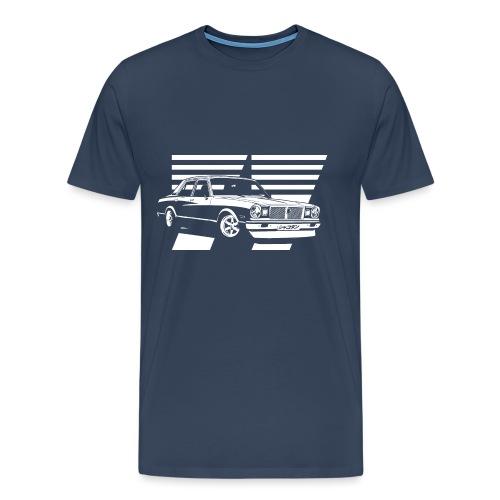 77-white - Men's Premium T-Shirt
