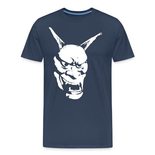Hannya - Männer Premium T-Shirt