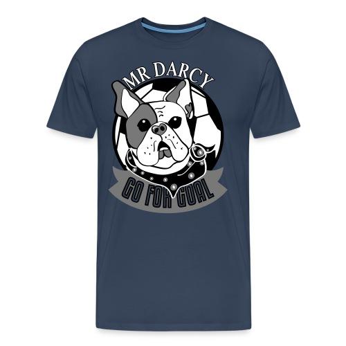 MR DARCY GO FOR GOAL N - Männer Premium T-Shirt