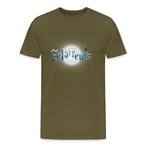 WallpaperEclaireursPotterShowSaison3 copie png - T-shirt Premium Homme