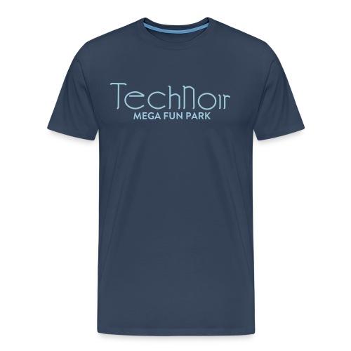 technoir - Männer Premium T-Shirt