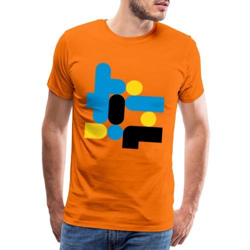 BDD 3 - Männer Premium T-Shirt