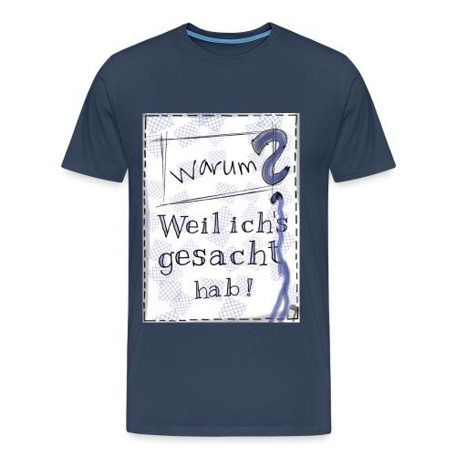 mk jpg - Männer Premium T-Shirt