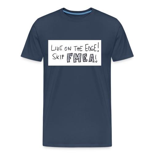 skip fmea1 - Männer Premium T-Shirt