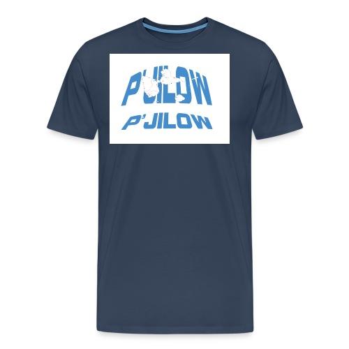 PjilowFONDB00101 jpg - T-shirt Premium Homme