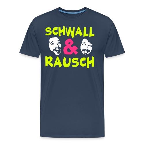 Schwallshirt - Männer Premium T-Shirt