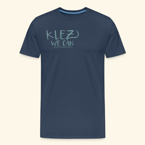 5cb9104630 KlezWeCan Klezmer Orchestra Erfurt - Camiseta premium hombre