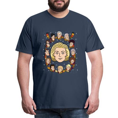 The Thirteenth Doctor - Men's Premium T-Shirt