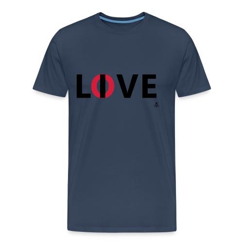 Love live - Mannen Premium T-shirt