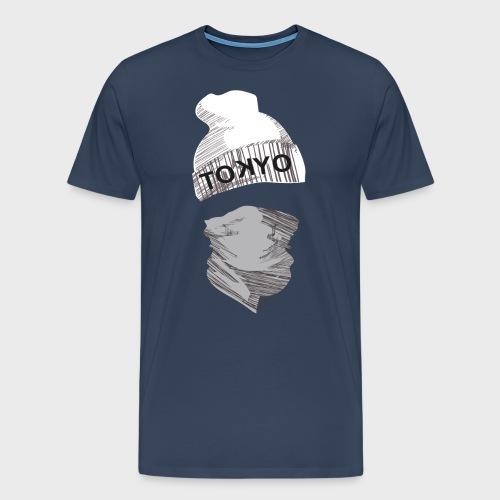 BE TOKYO - BE KOOL - Männer Premium T-Shirt
